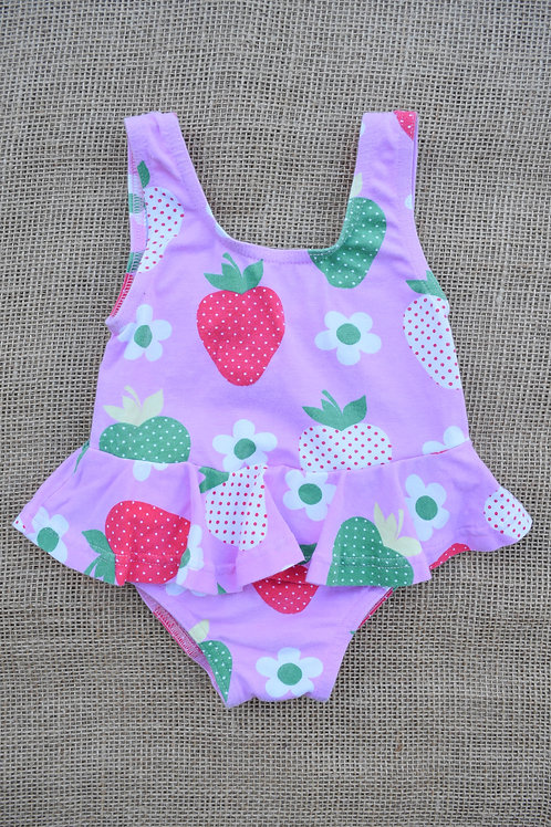 Baby Boden Swimsuit - Pink - 3-6 months