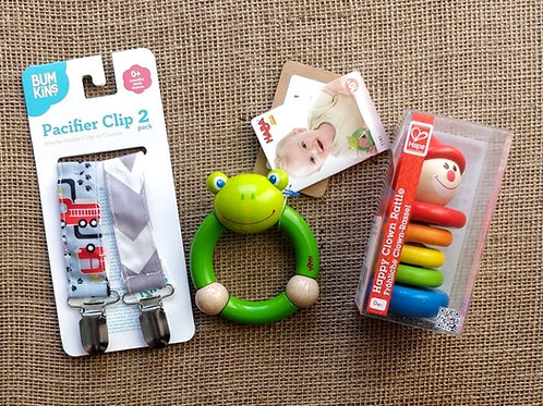 Baby Gift Bundle - Wood