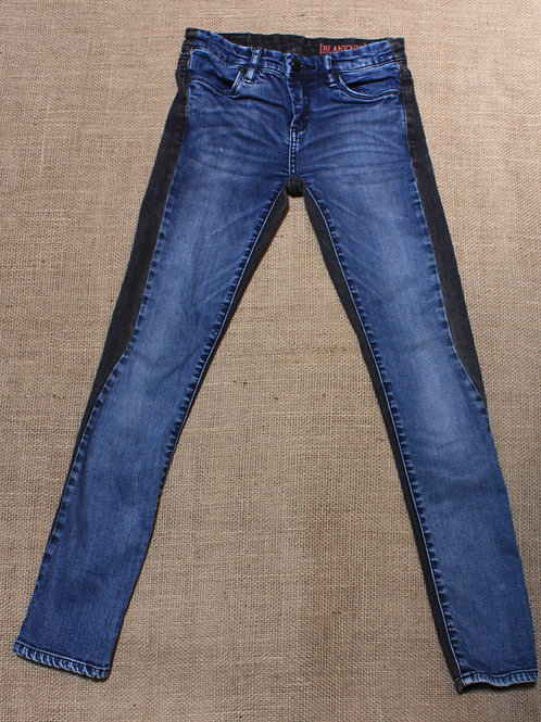 BlankNYC Girl's Jeans - Blue & Black - Size 8
