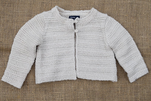 Baby Gap Sweater - Ivory - 6-12 months