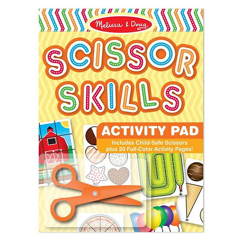 Melissa & Doug Scissors Skills Activity Pad