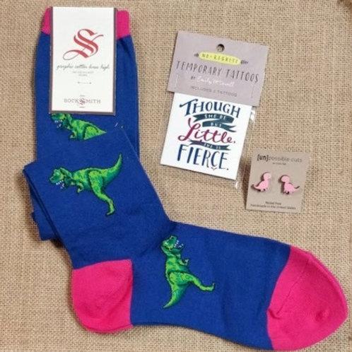 Dino Women's Gift Bundle