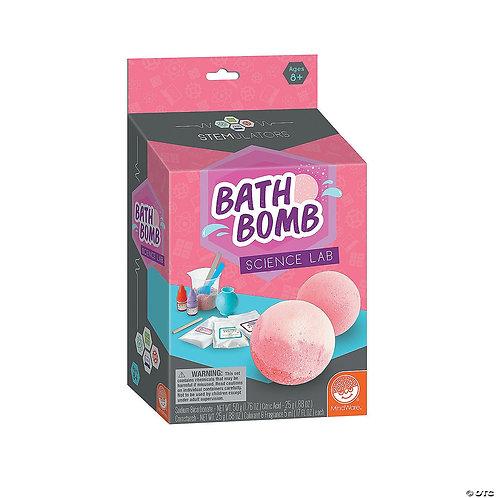 STEMulators: Bath Bomb Science Lab
