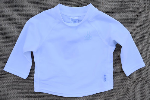 iPlay Rash Guard - White - 6M