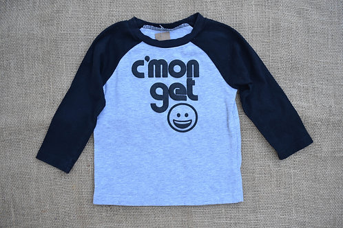 Okie Dokie T-Shirt - Gray - 18M