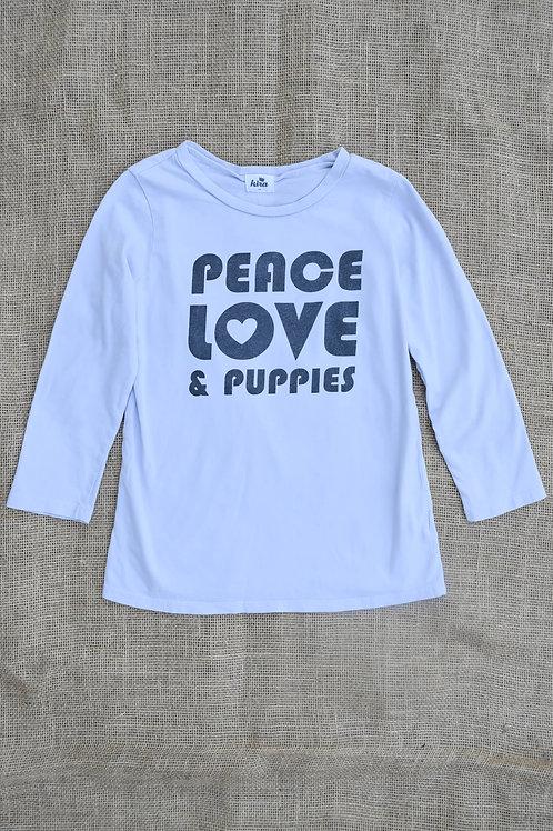 Kira Kids T-Shirt - Gray - 5-6Y