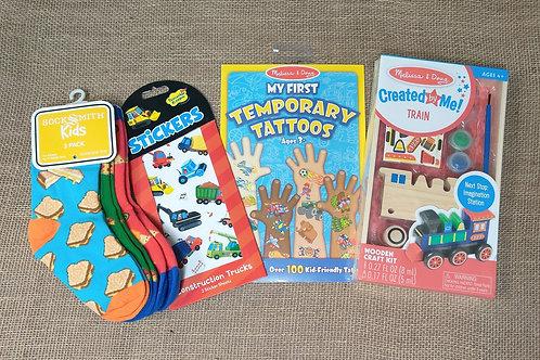 Vehicles & More Kid's Bundle