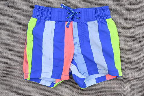 Baby Gap Swim Trunks - Orange - 6-12M
