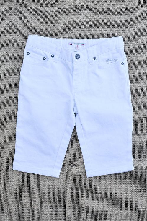 Bonpoint Shorts - White - Size 6