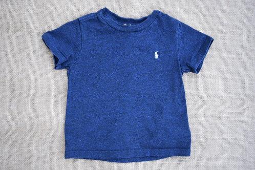 Polo Ralph Lauren T-Shirt - Blue - 3T