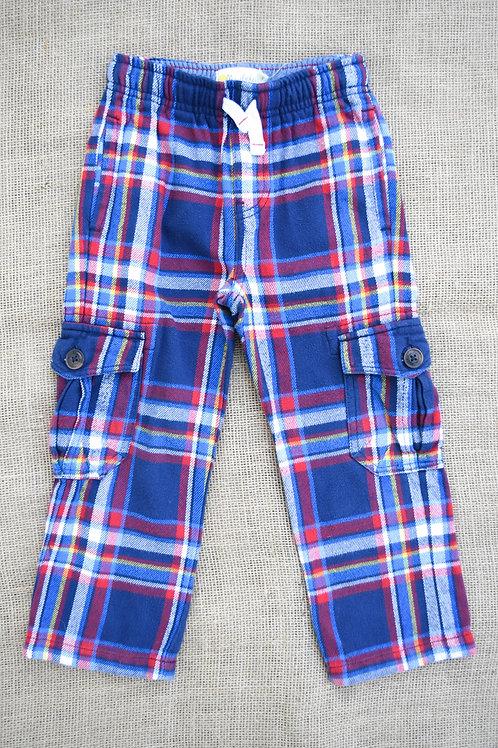 Mini Boden Pants - Blue - 3Y