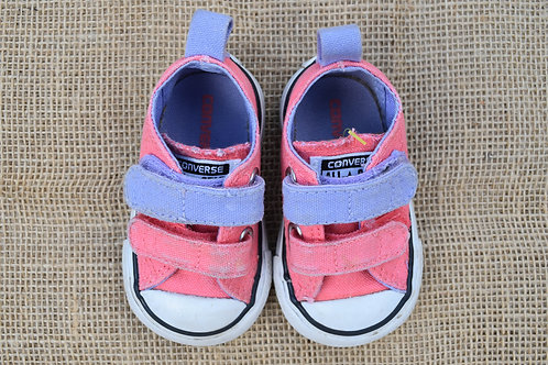 Converse Sneakers - Pink - Size 2 Baby