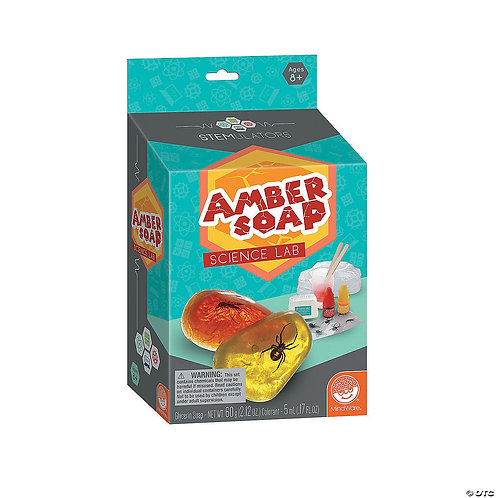 STEMulators: Amber Soap Science Lab