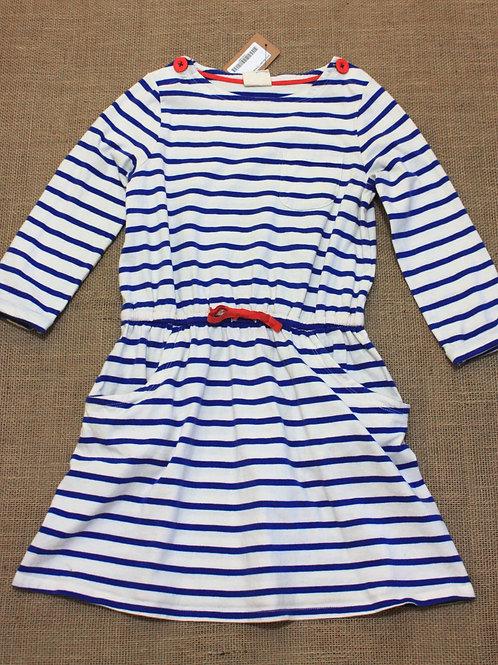 Mini Boden Dress - Blue - Size 9-10Y
