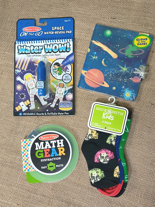 Math & Science Kid's Bundle