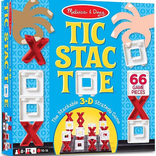 Melissa & Doug Tic Stac Toe