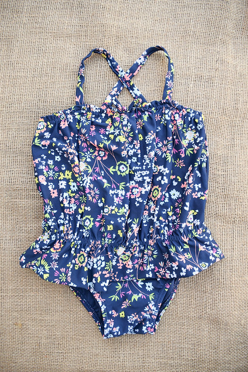 Baby Gap Swimsuit - Navy - Size 4