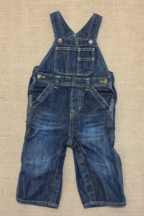Baby Gap Overalls - Blue - 12-18 months