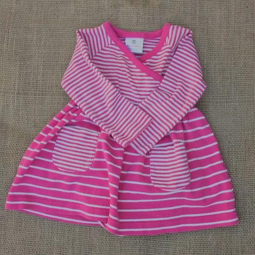 Hanna Andersson Dress - Pink - 60cm