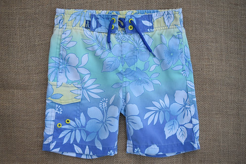 Rebel Swim Trunks - Multi-color - Size 2-3