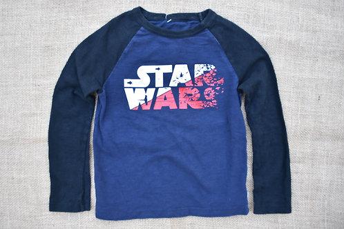 Baby Gap T-Shirt - Blue - 4-5 years
