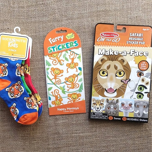 Safari Kid's Bundle