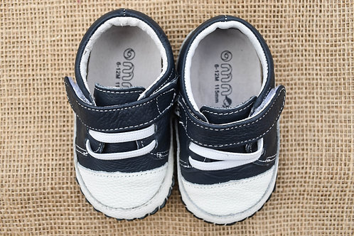 Omn Baby Shoes - Blue - Size 3 Baby