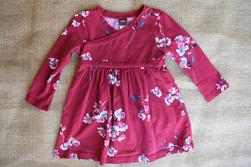 Tea Collection Dress - Red - 12-18 Months