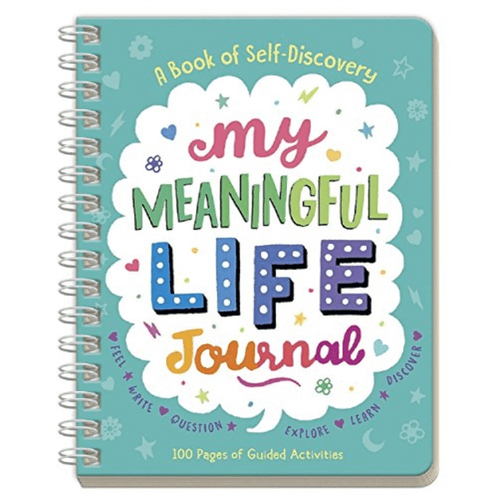 Mindware My Meaningful Life Journal