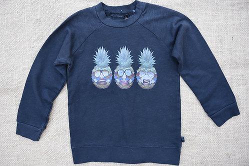 La Miniatura Sweatshirt - Black - 4 years