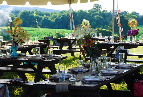 Particuliere Catering | Tuinfeest