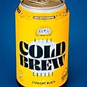 Nitro Cold Brew Unsweetened