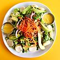 Seasonal Organic Salad