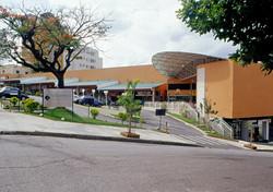 Villaggio strip mall