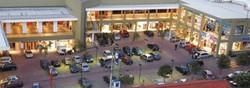 Falls strip mall