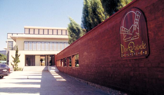 Don Quixote hotel