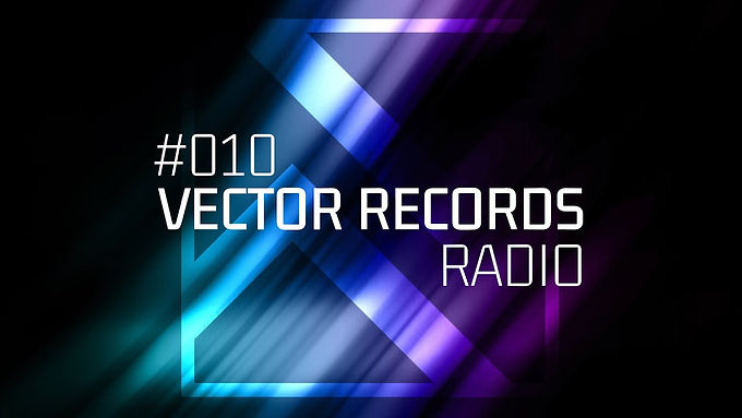 The 10th anniversary episode of Vector Records Radio is already on YouTube!
