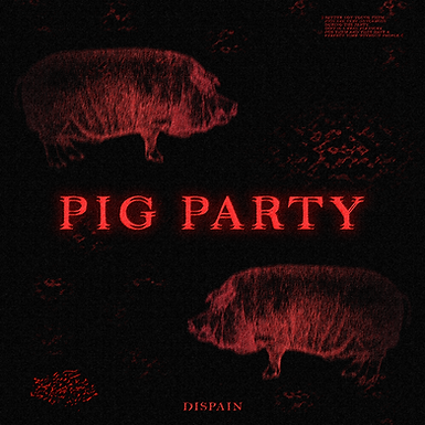 """Dispain returns to Vector Records with new track called """"Pig Party"""""""