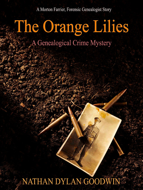 The Orange Lilies (Paperback) (Unsigned Copy)