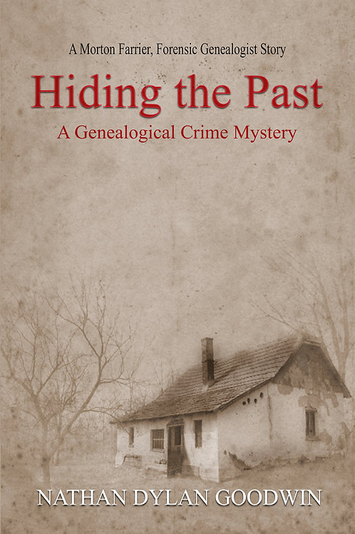 Hiding The Past (Paperback) (Unsigned)