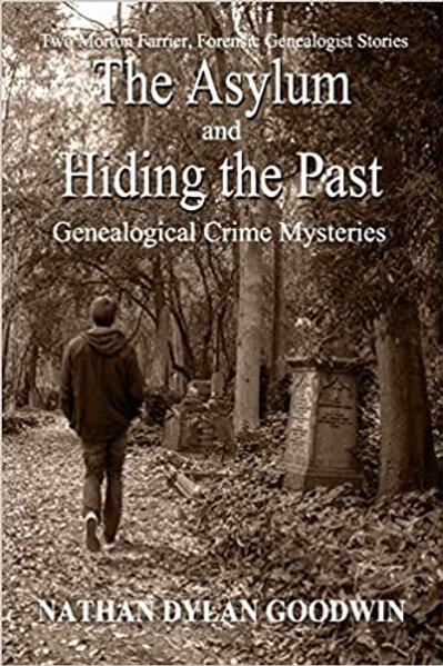The Asylum & Hiding The Past (Paperback) (Signed)