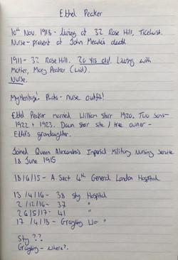 Ethel Notes