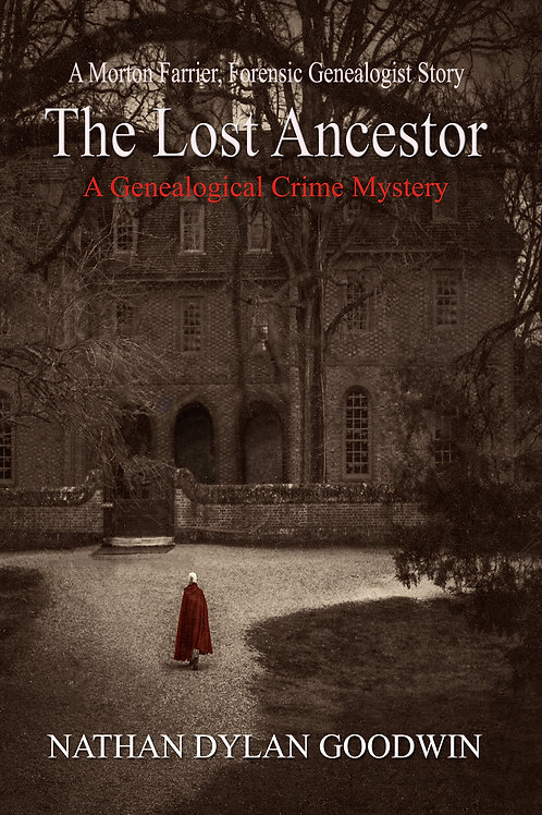 The Lost Ancestor (Paperback) (Unsigned Copy)