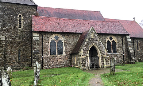 Peasmarsh Church, Sussex.