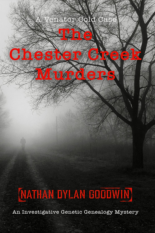 The Chester Creek Murders (Paperback) (Signed/Personalised)