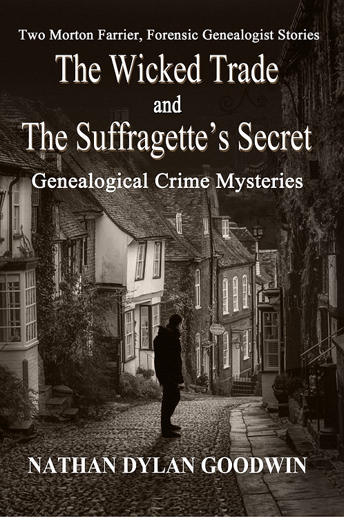 The Suffragette's Secret & The Wicked Trade Combo (Signed / Personalised)