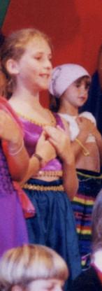 Performance costume