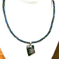 Bugle Bead Tube necklace