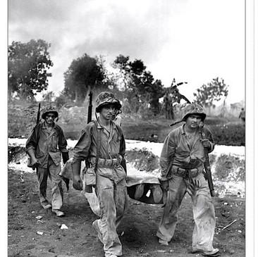 Marines in Saipan 1944