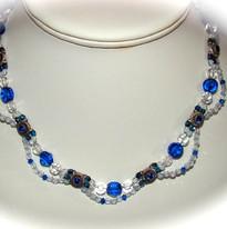 Swarovski necklace - one of my favorites!